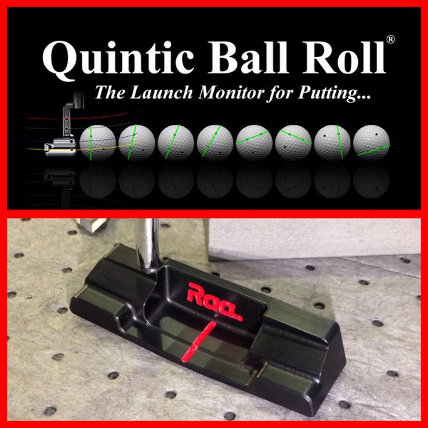 Quintic Ball Roll Technology
